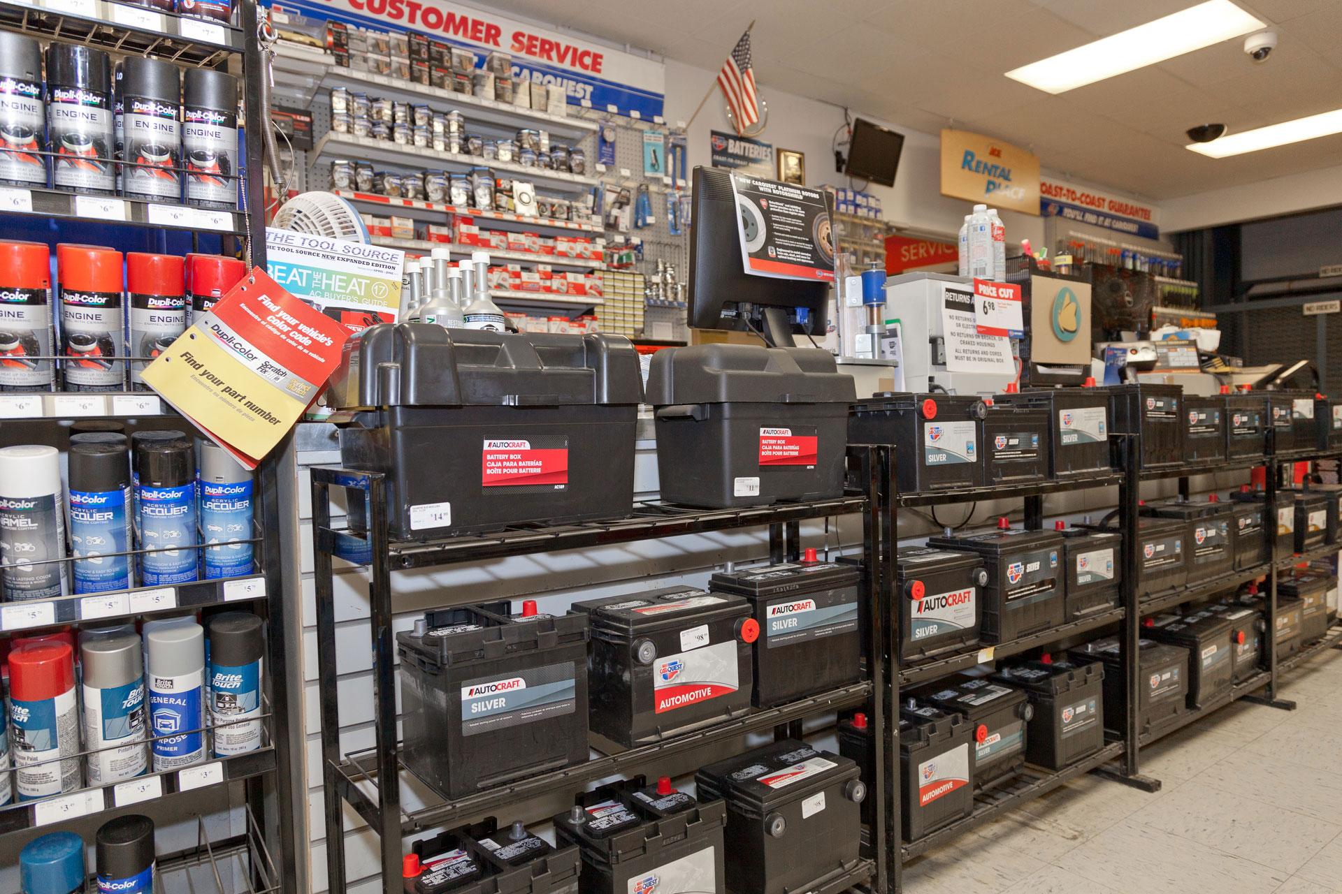 Ace Auto Sales >> Advantage Rental and Sales   Auto Parts Store